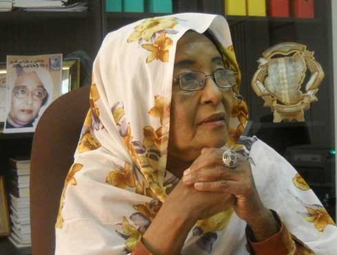 Fatima Abdel Mahmud