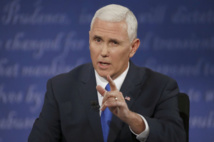Pence: 'No daylight' between Washington, Seoul on North Korea