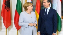 Merkel pushes for joint EU foreign policy during meet with Italian PM