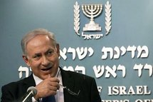 Israeli Prime Minister Benjamin Netanyahu, pictured on 7th April