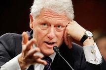 Ex-US president Bill Clinton