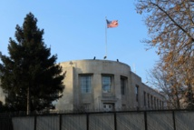 Turkey ups security in Ankara, US embassy closes over threat