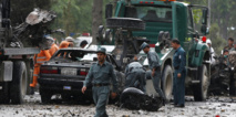 Kabul suicide bombing kills nine, injures 18