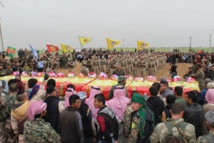 Syrian Kurds vow to fight Turkey in Afrin 'at whatever cost'