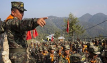 Myanmar Army displaces ethnic villagers in country's southeast