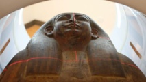 2,500-yr-old mummy found in 'empty' Egyptian coffin in Sydney Uni
