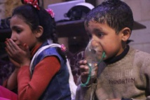 At least 70 dead after alleged chemical attack in Syria, rescuers say