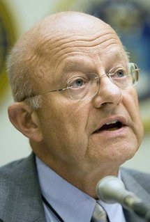 Retired general James Clapper