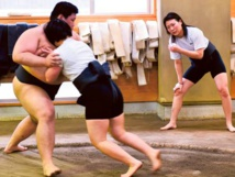 Girls kicked out of sumo event in Japan
