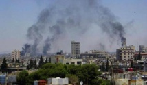 OPCW team enters Syrian town to look for signs of chemical attack