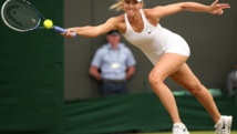 Sharapova not finished yet, despite another early exit in Stuttgart