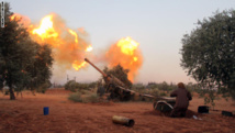 Syria confirms attacks on military bases