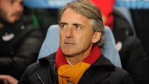 Mancini enjoys good start at helm of recovering Italy