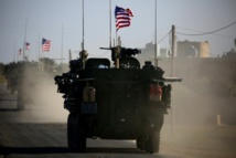 US-Turkish patrols begin in Manbij in northern Syria