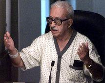 Iraq govt wants Aziz to die in prison: son