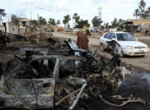 Car bomb strikes ballot box storage site in Iraq