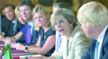 May's cabinet reaches consensus on Brexit plan