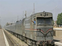 55 injured in train accident in Egypt