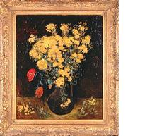 Egyptians jailed over Van Gogh theft