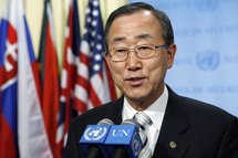 UN chief worried by new Lebanon tensions