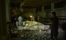 At least 20 dead in bombing at Afghan Shiite mosque