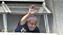 Top German SPD member visits Lula in prison ahead of Brazil poll