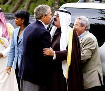 Saudi King Abdullah: United States should strike Iran