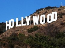 Hollywood on edge with real-life murder mystery