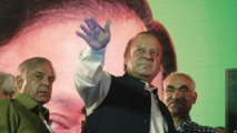 Jailed Pakistani ex-prime minister Sharif released for wife's funeral