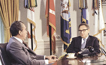 Tapes reveal Nixon, Kissinger blasts over Jews, others