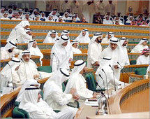 Kuwaiti MPs delay quizzing premier for a day