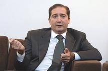 Jordan's Prime Minister Samir Rifai