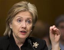 Clinton says worried over bid to destabilise Lebanon