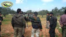 Syrian rebels withdraw heavy weapons from planned Idlib buffer zone