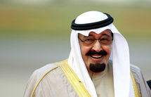 Saudi king in Morocco for rest after US surgery
