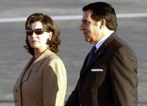 Tunisia suspends Ben Ali's former ruling party