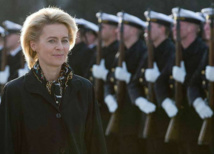 German defence minister calls for stronger cooperation with China