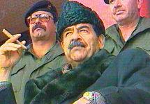 Saddam targeted Bush, Rumsfeld daughters