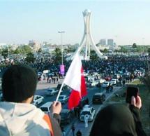 White House warns on Bahrain protests