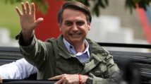 Bolsonaro to make first foreign visits to Chile and US