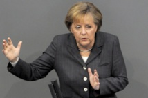 Merkel says global position not weakened by her planned exit