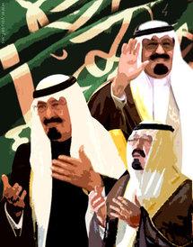 Saudi King returns home to reshaped Mideast