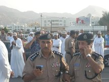 Oman forces disperse protesters peacefully: AFP