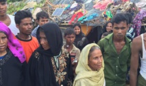 Rohingya refugees 'terrified' of premature return to Myanmar