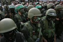 Jets strike Gaza, rockets rain on Israel after botched army operation