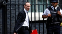 May's Brexit chief resigns over draft deal with EU