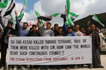 Two prominent Syrian activists gunned down in Idlib