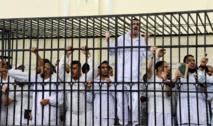 Egypt court upholds death sentences for nine over prosecutor's murder