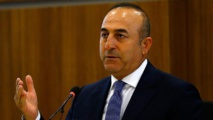 Turkey's Cavusoglu recounts grisly details from Khashoggi murder tape