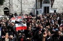 Syria puts reform on the agenda amid calls for justice